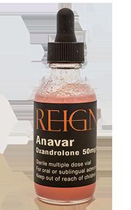 Anavar - Oxandrolone